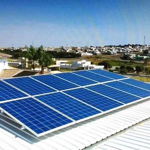 Gerador de energia solar sp