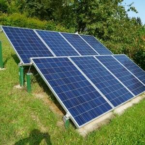 Orçamento energia solar residencial