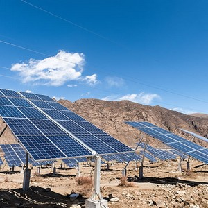 Sistema de energia solar residencial