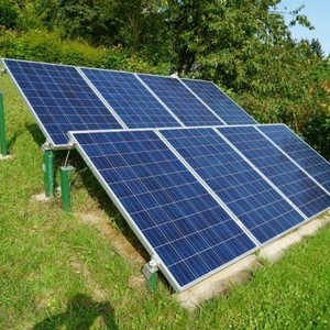 Projeto de energia solar residencial