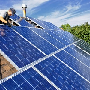 Valor para instalar energia solar