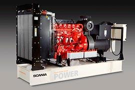 gerador energia elétrica diesel