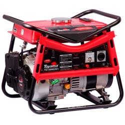 gerador de energia com partida elétrica