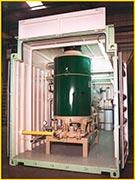 gerador de vapor sauna