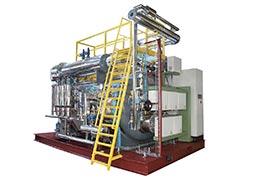 gerador de vapor a lenha