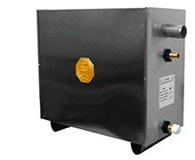 gerador elétrico a vapor