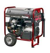 gerador movido a óleo diesel