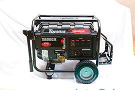 gerador monofásico a diesel