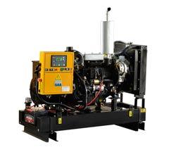 Grupo motor gerador diesel