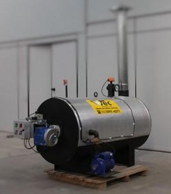 Gerador de água quente a gás