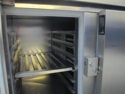 Refrigerador horizontal industrial
