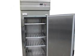Freezer e refrigerador vertical industrial