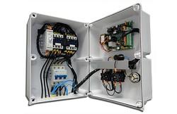 Regulador de voltagem para gerador trifasico