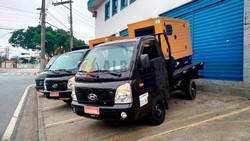 gerador de energia portátil a diesel