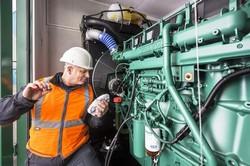 Empresa de manutenção de geradores