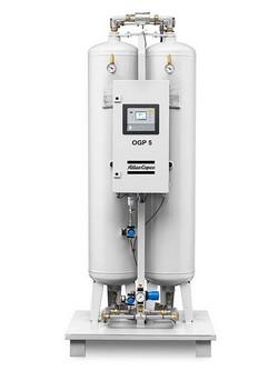 Gerador de oxigênio Atlas Copco