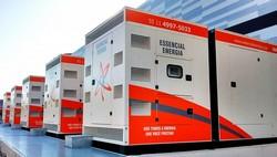 Gerador de energia para hospital
