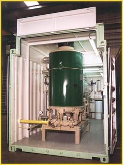 Gerador de vapor instantâneo