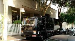 Grupo gerador diesel de emergência