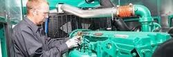 Instalação grupo gerador diesel