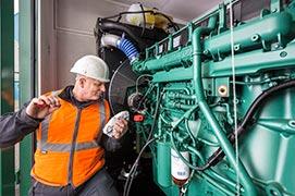 Manutenção geradores sp
