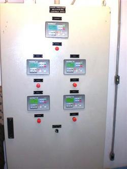 Quadro de transferência automática para gerador